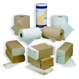 Paper Towels, Tissue Paper & Dispensers
