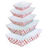 Meat Boats, Deli Paper, Cups, ZipLocs & Foil