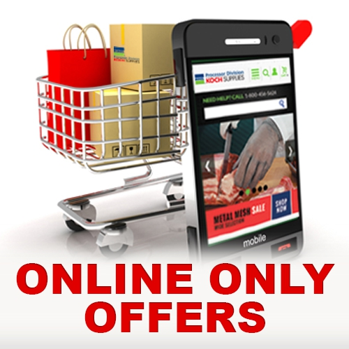 ONLINE ONLY OFFERS