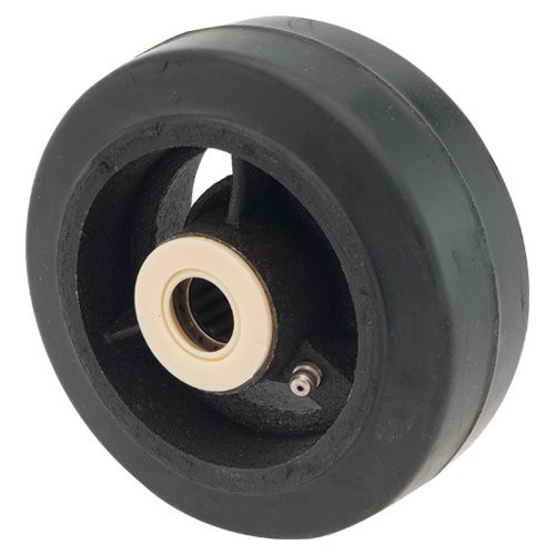 Mold-on Rubber Replacement Wheels