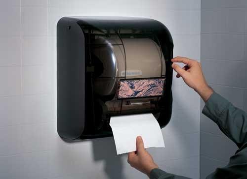 D2 Hard Roll Towel Dispenser
