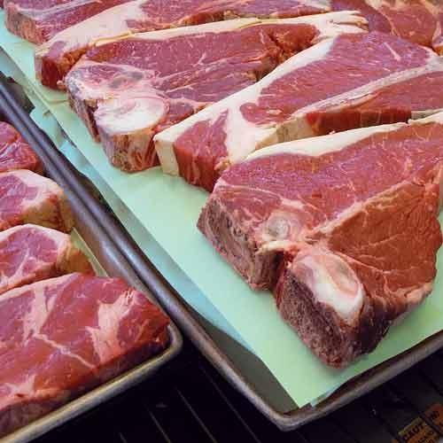 Green Steak Paper