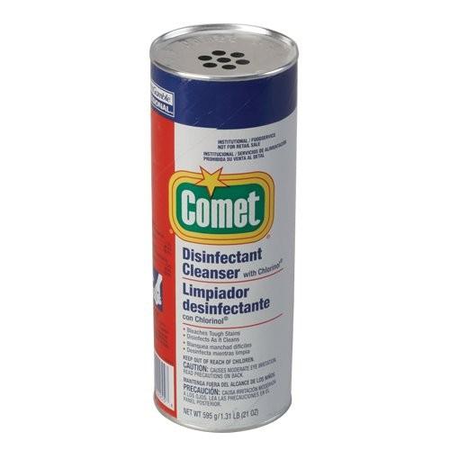 Comet Cleanser, 21.oz