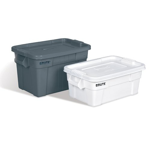Super-Duty Brute Totes with Lids