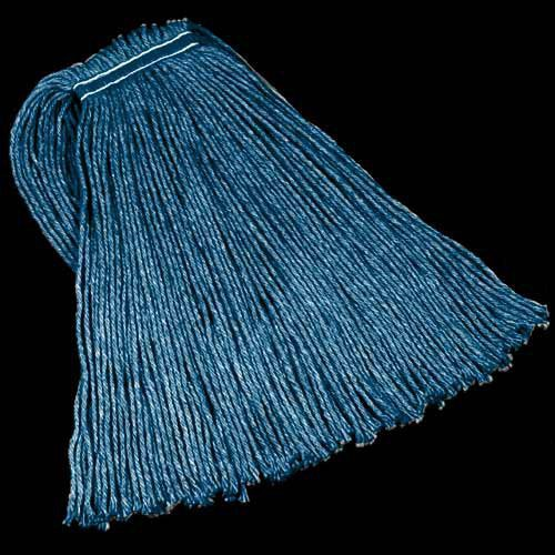Blue, 20-oz. 4-Ply Mop Head
