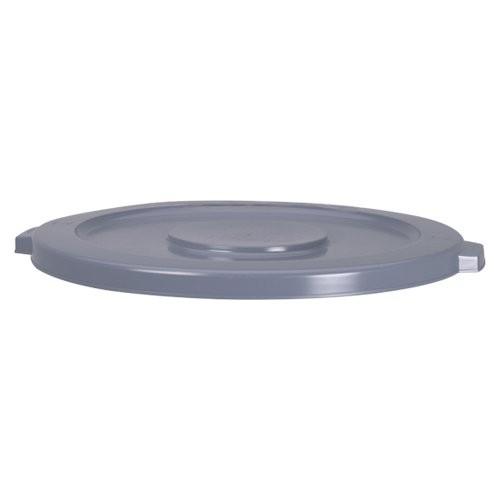Round Flat Lid