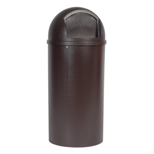 Dome Lid Trash Can