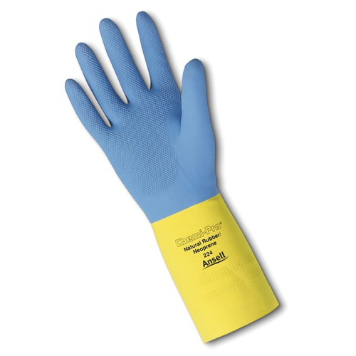Chemi-Pro Neoprene Over Latex Gloves