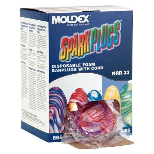 SparkPlugs Disposable Earplugs