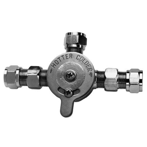 Manual Adjustment Water Mixing Valve