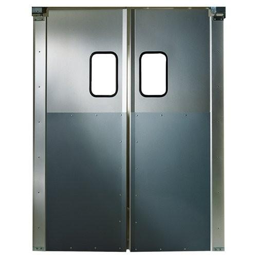 SD2000 Lightweight Aluminum Traffic Doors