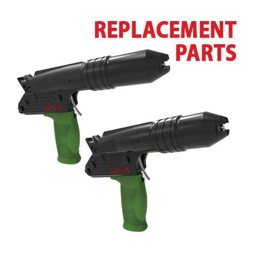 Replacement Parts for Jarvis Heavy-Duty Captive Bolt Pistol-Style Stunners