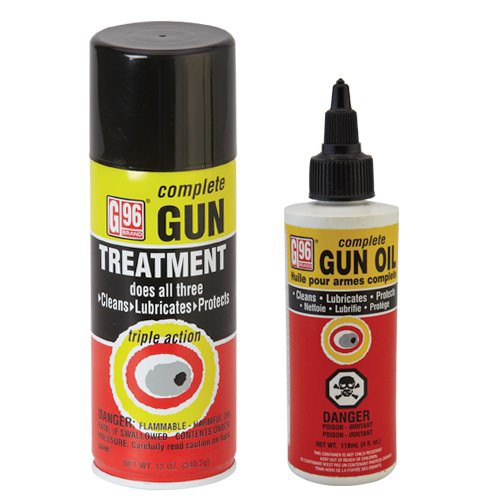 G96 Stunner Cleaning Solvent is available in two sizes.