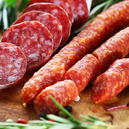 Legg's Sweet Italian Sausage #101 contains all natural ground spices with a touch of sugar.