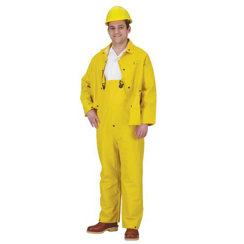 Sitex 3-Piece Rainsuit made of .35mm PVC on Polyester