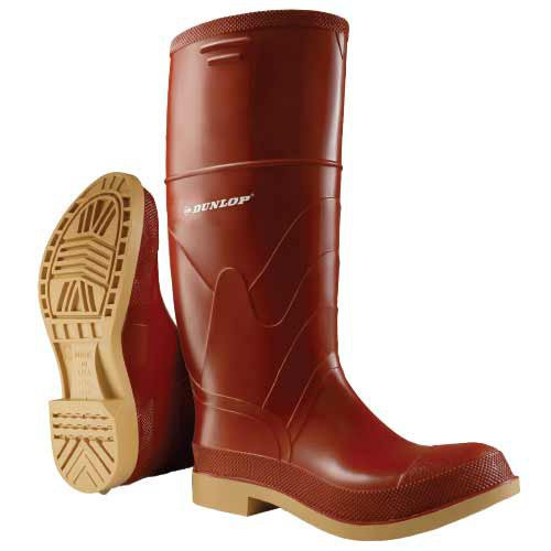 Superbly boot is made of a scientifically formulated urethane PVC compound, which offers a high level of protection for the meat industry.