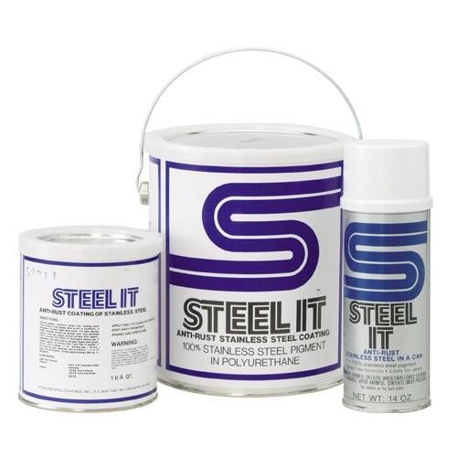 Steel-It Stainless Steel Coating