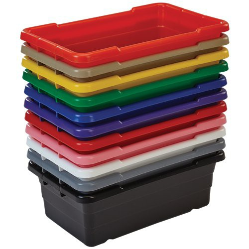 ToteAll 2000 Molded Poly Boxes