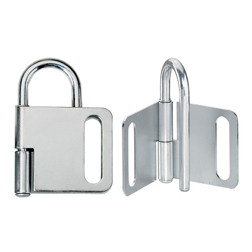 """1"""" Jaw holds up to 4 locks."""