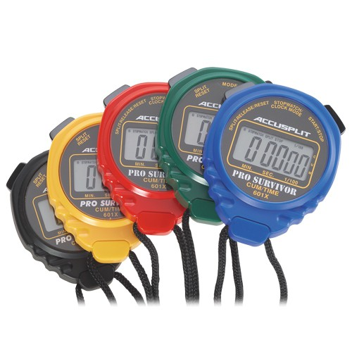 Pro-Survivor Water-Resistant Stopwatch