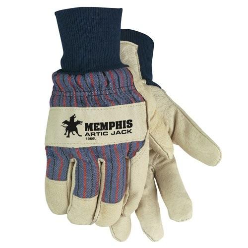Lined Pigskin Work Glove