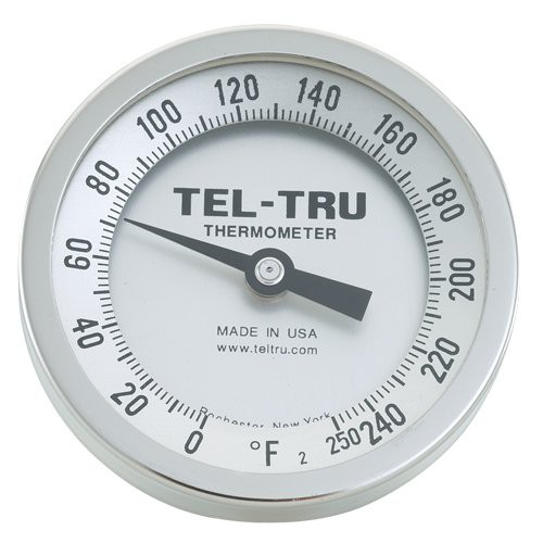 Stainless Steel Long Stem Thermometers
