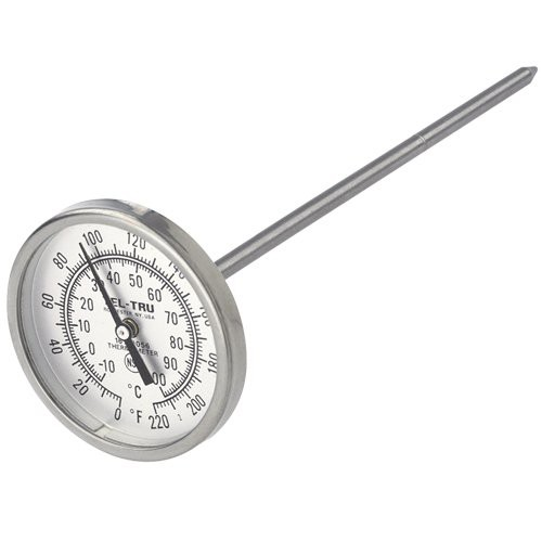 Dual Scale Pocket Thermometer