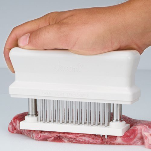 Three-Row Meat Tenderizer