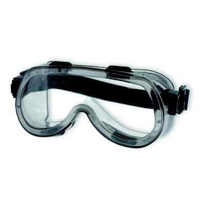 Soft PVC, Fog-Free Goggles