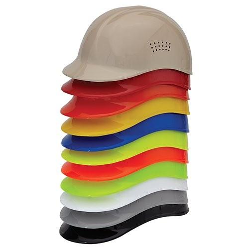 Safety Bump Cap Colors