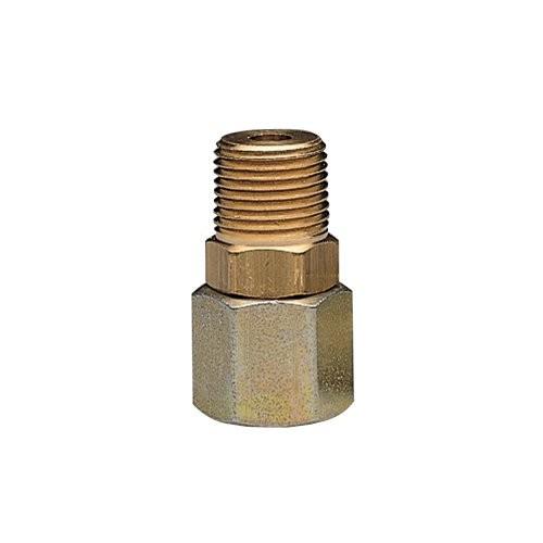 High-Pressure 3/8'' FPT Brass Swivel