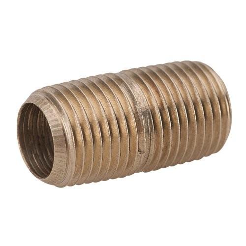Brass Close Nipple