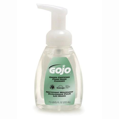 GOJO Green Certified Foam Hand Cleaner