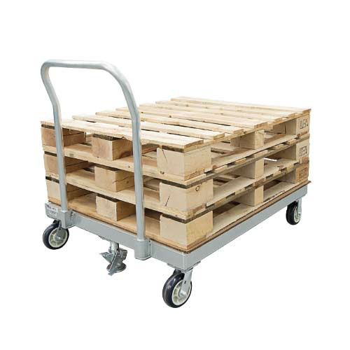 New Age Industrial Aluminum Pallet Mover