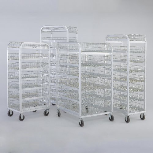 Universal Freezer Basket Dollies