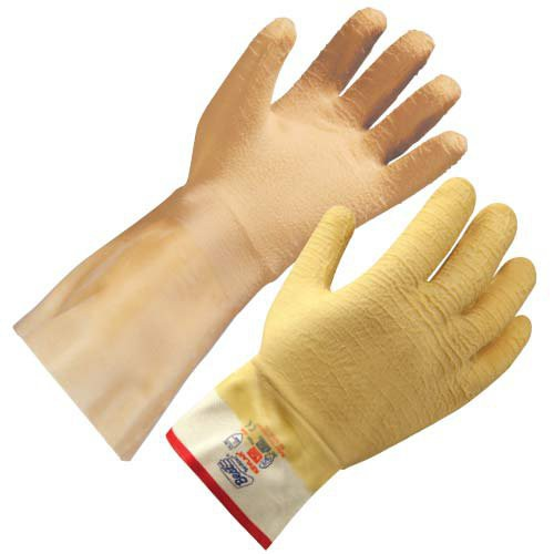 SHOWA Rubber-Coated Gloves