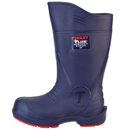 The Tingley FLITE waterproof boots are the first food processing boot designed to reduce fatigue and increase productivity!