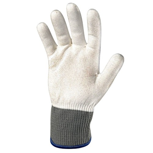 "Whizard 6"" Extended Cuff Defender Cut-Resistant White Gloves"