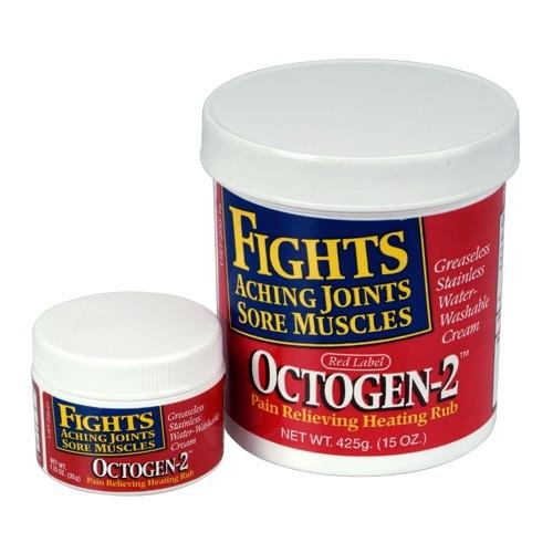 Octogen 2 - arthritis pain heat rub.
