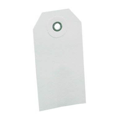 Plain Water-Resistant Curing Tags (no numbers)
