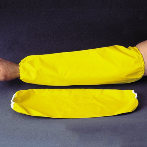 Neoprene sleeves are heavy-duty, cut-resistant and waterproof.