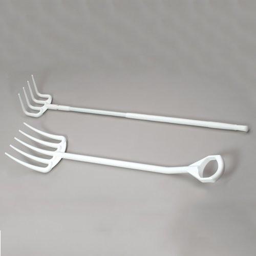 Hygienic Plastic Fork