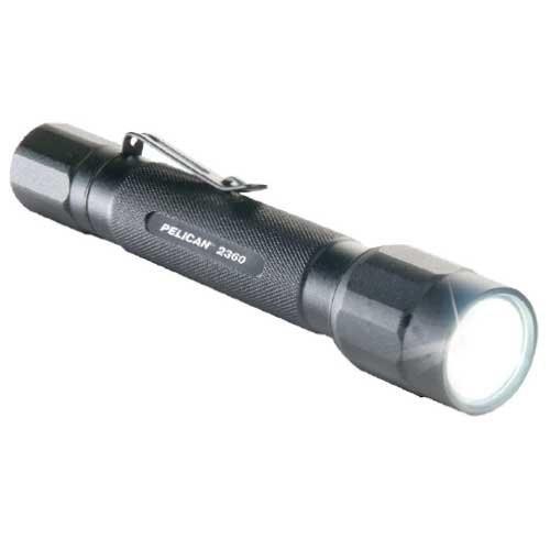 LED Tactical Flashlight 2360 - up to 250 lumens.