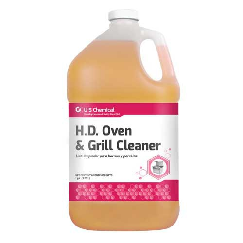 Heavy Duty Oven & Grill Cleaner, 1-gal. Bottle