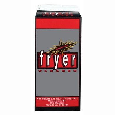 Powder Fryer Cleaner Box