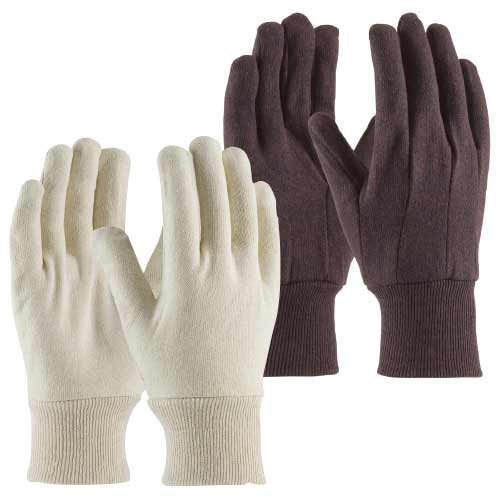 Jersey work gloves are ideal for a variety of applications.