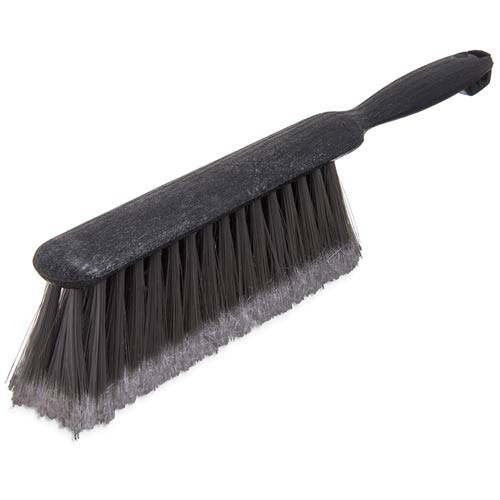 Counter / Bench Brush with Flagged Polypropylene Bristles