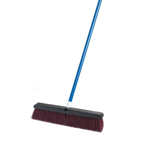 Carlisle Plastic Push Brooms Bunzl Processor Division