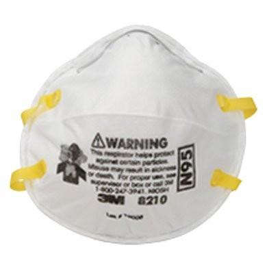 3M Particulate Respirator, 8210