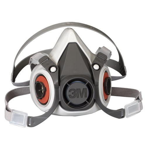 3M 6000 Series Reusable Half Mask Respirator